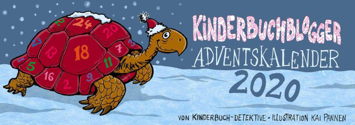Kinderbuchblogger-Adventskalender 2020