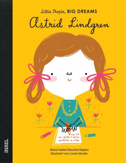 Little People BIG DREAMS Astrid Lindgren, Biografie für Kinder