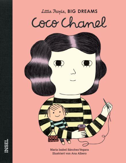 Little People BIG DREAMS Coco Chanel, Biografie für Kinder