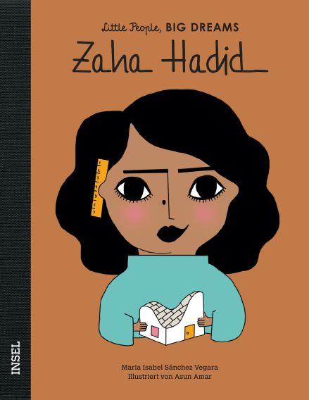 Little People BIG DREAMS Zaha Hadid, Biografie für Kinder