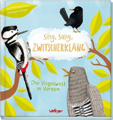Kinderbuch Sing Sang Zwitscherklang