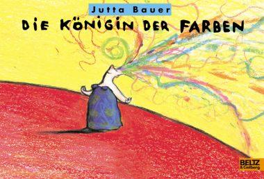 Cover: Die Königin der Farben