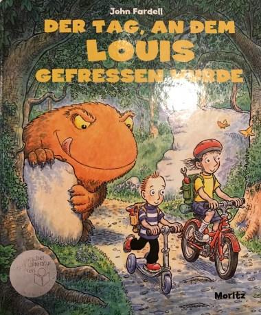 Der Tag an dem Louis gefressen wurde