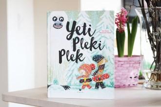 Buchcover Yeti Pleki Plek