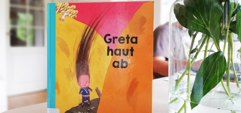 Greta haut ab