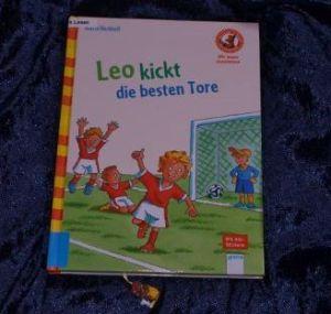 Leo kickt die besten Tore_Sibylle Rieckhoff
