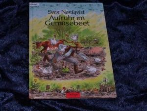 Aufruhr im Gemüsebeet_Sven Nordqvist