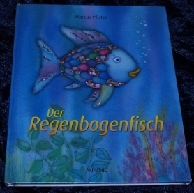 Der Regenbogenfisch_Marcus Pfister