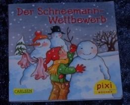 Der Schneemannwettbewerb_Anne-Marie Frisque