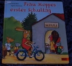 Frau Hoppes erster Schultag_Axel Scheffler