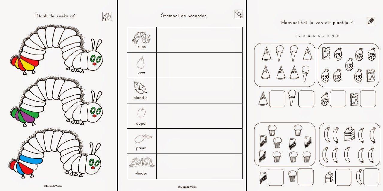Werkbladen Voor Vermenigvuldiging Klasse 2 3