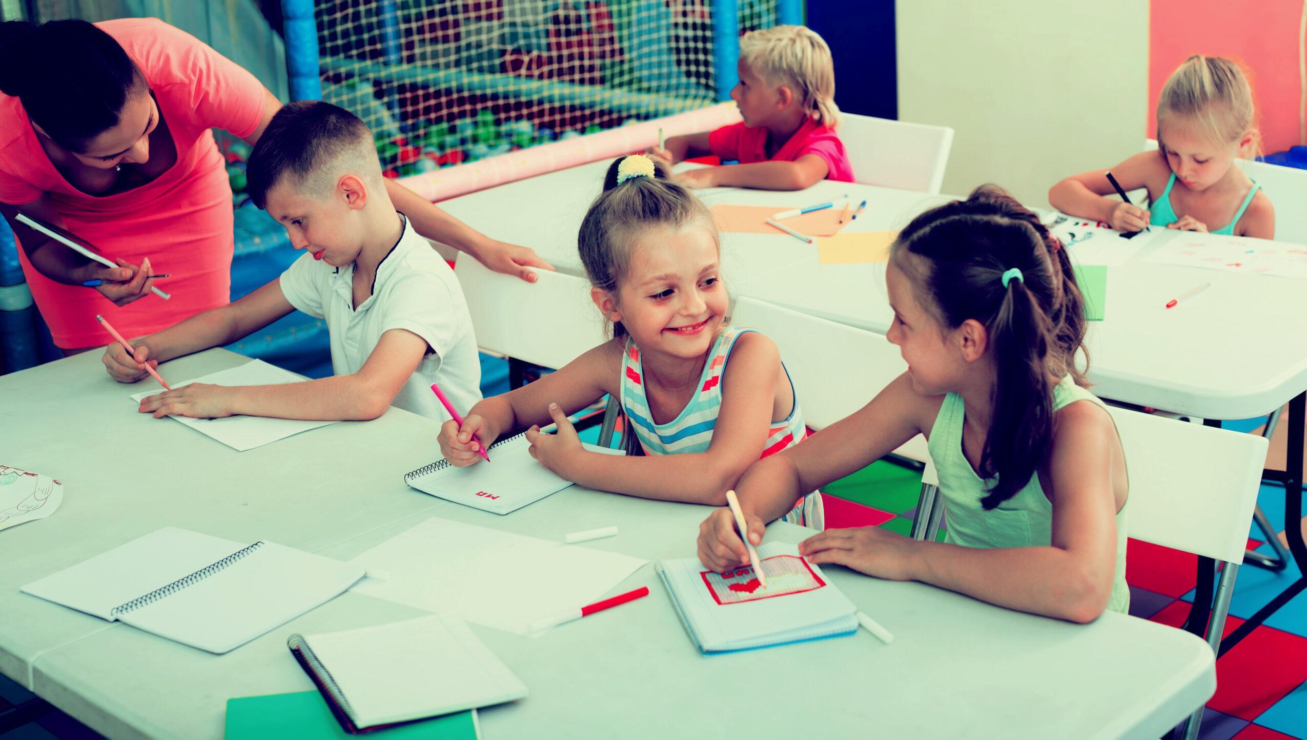 Januari Voorschoolse Werkbladen 6