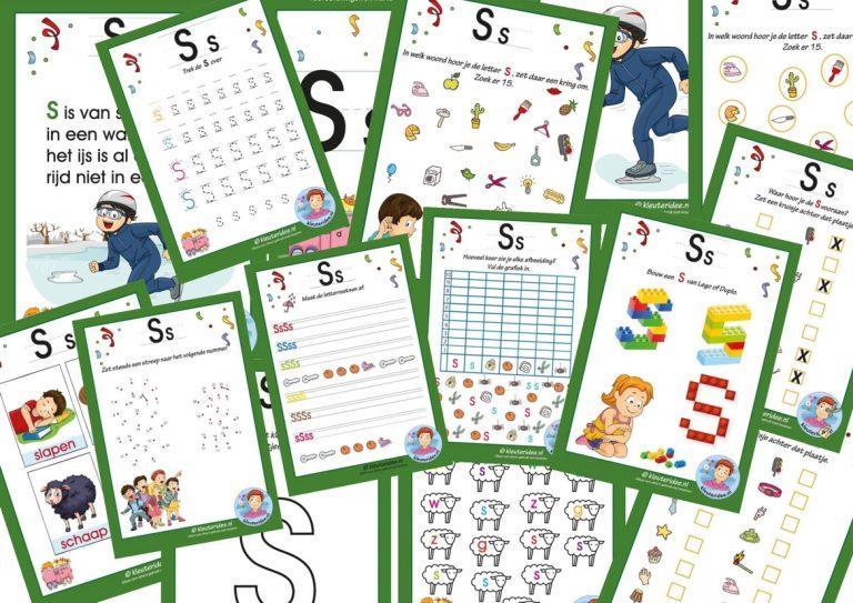 Preschool Werkbladen Afbeeldingen 4