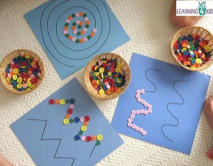 Voorschoolse Werkbladen En Activiteiten 5