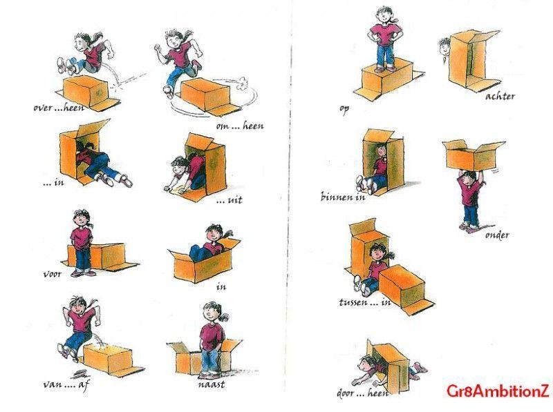 Voorschoolse Werkbladen Engels 3