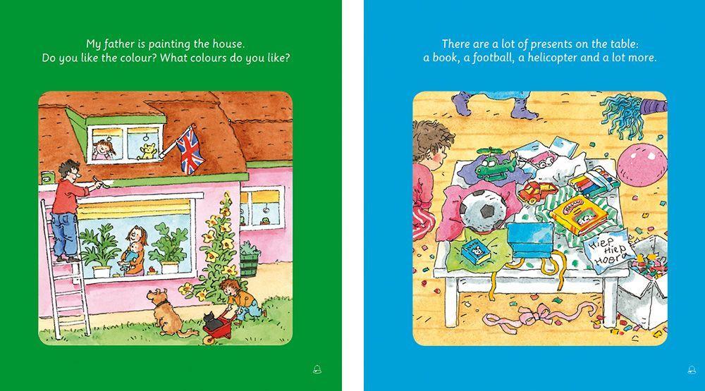 Voorschoolse Werkbladen Engels 7