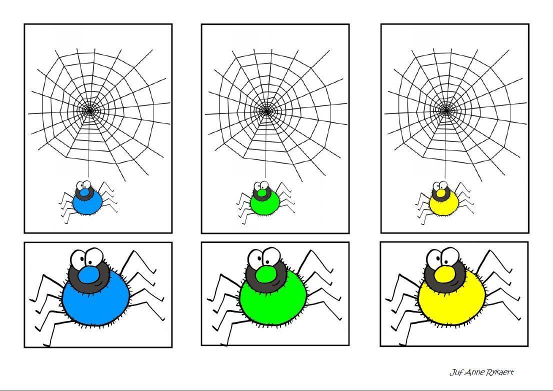 Voorschoolse Werkbladen Halloween 5
