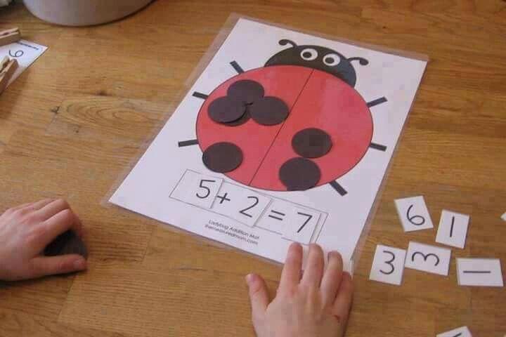Voorschoolse Werkbladen In Wiskunde 4