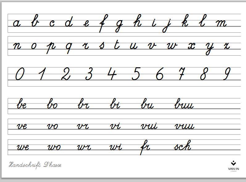 Voorschoolse Werkbladen Letter D 3