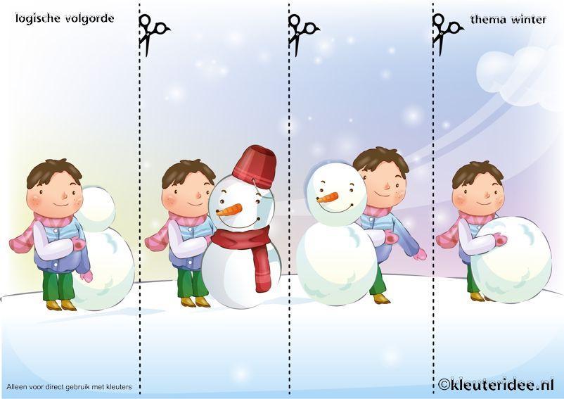 Voorschoolse Werkbladen Voor De Leeftijd Van 4 4