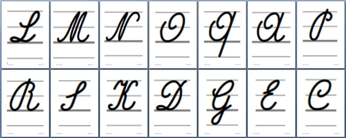 Voorschoolse Werkbladen Die Letters Overtrekken 3