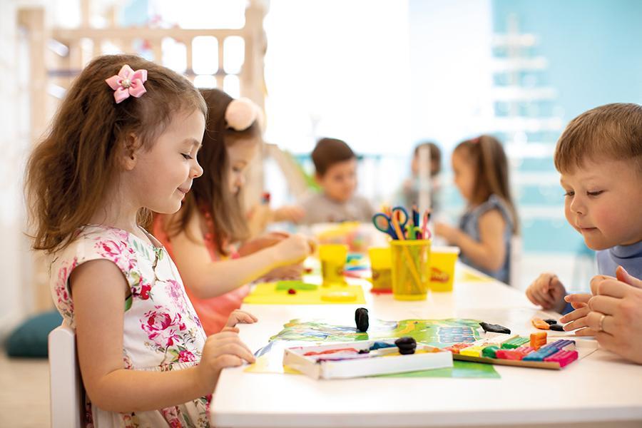 Voorschoolse Werkbladen Kunnen Worden Afgedrukt 6