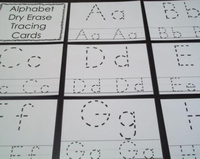 Voorschoolse Werkbladen Letter X 1