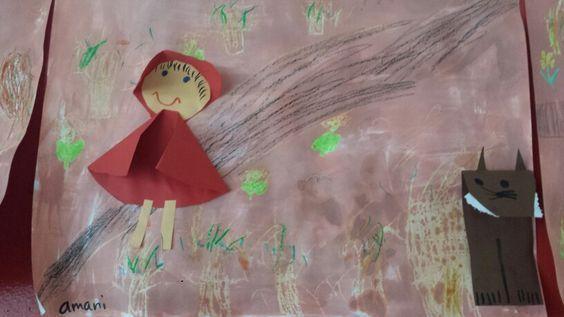 Voorschoolse Werkbladen Rood 3