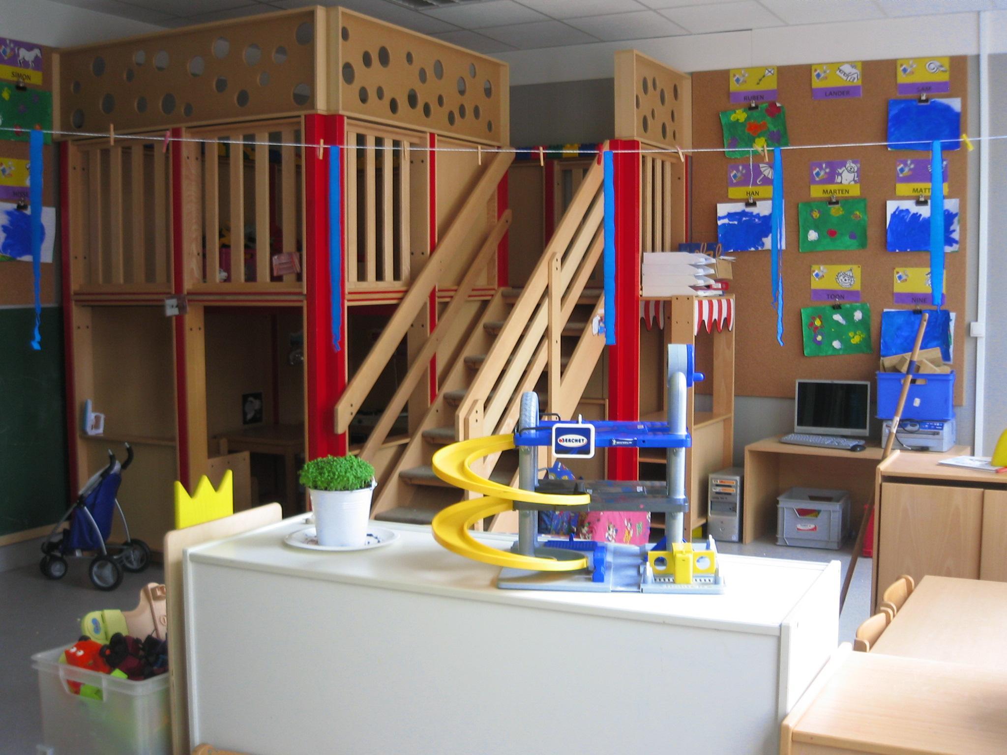 Werkbladen Voor Kleuters 3-jarigen 1