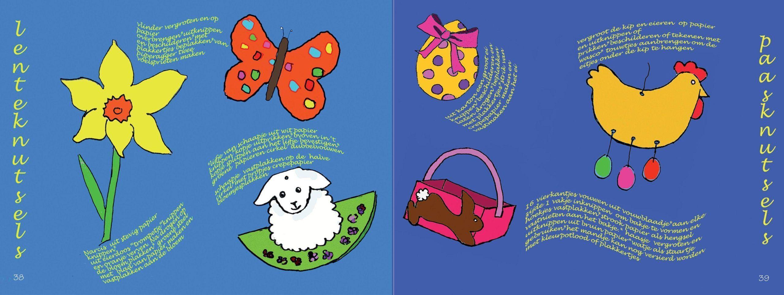 Werkbladen Voor Kleuters Voor 4-jarigen Gratis 3