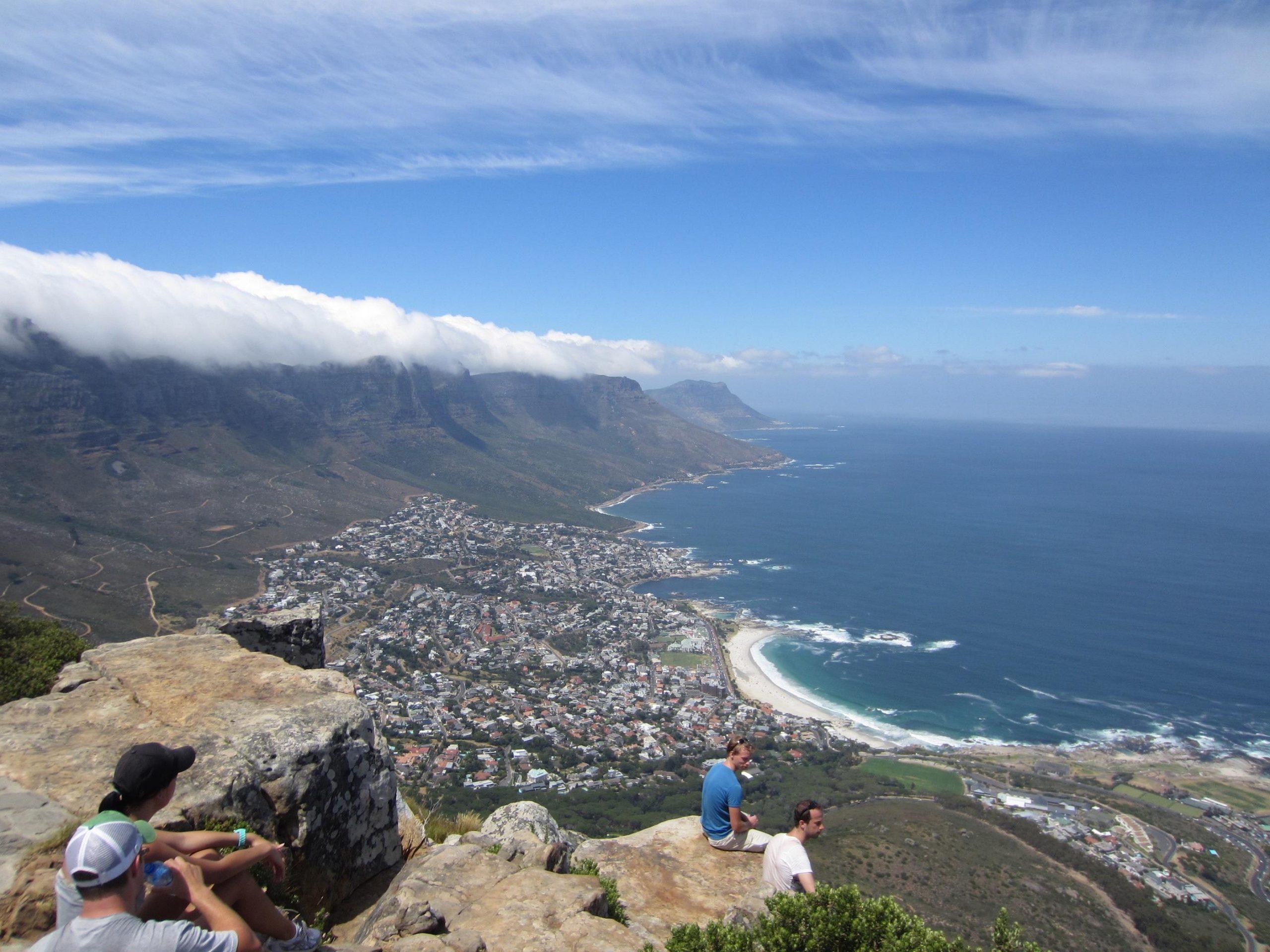 Werkbladen Voor Kleuters Zuid-afrika 7