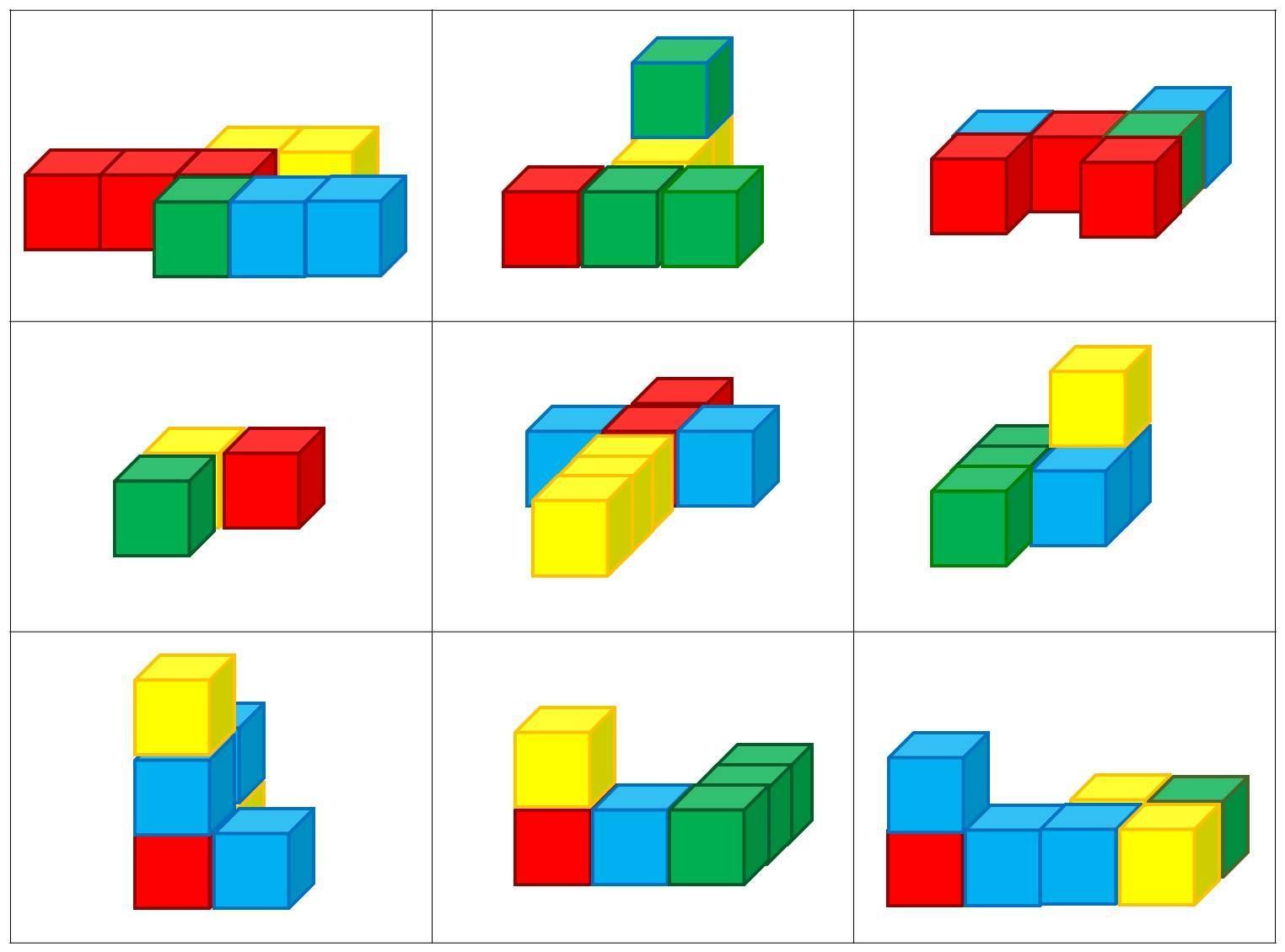 Wiskunde-werkbladen Eenvoudig 4