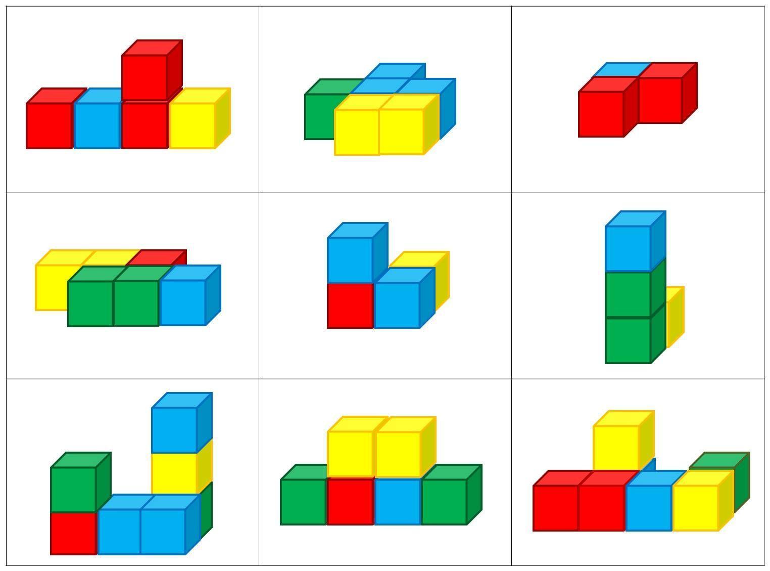 Wiskunde Werkbladen Kleuren 2