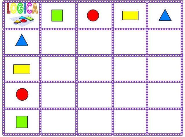 Wiskunde Werkbladen Kleuren 3