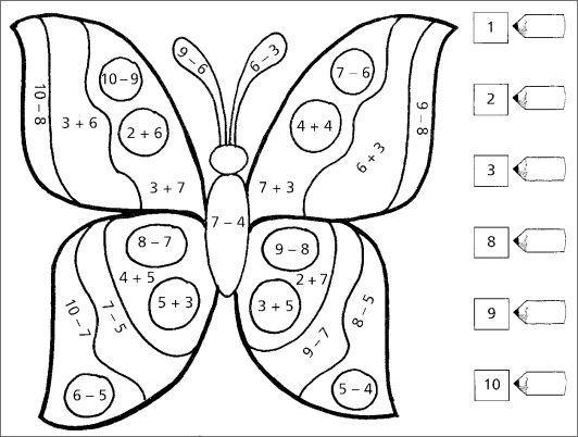 Wiskunde Werkbladen Optellen En Aftrekken Cijfer 3 8