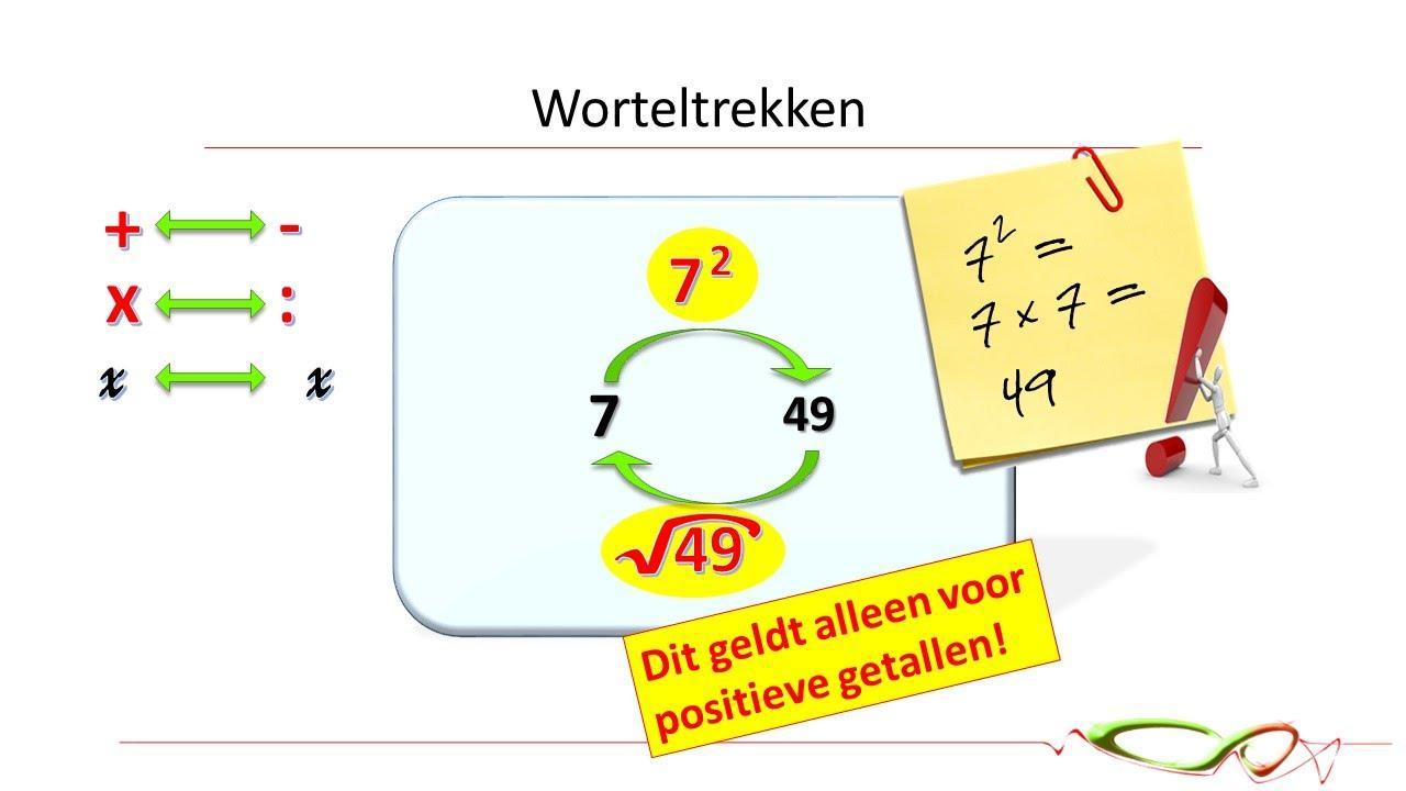 Wiskundige Werkbladen En Antwoorden 4