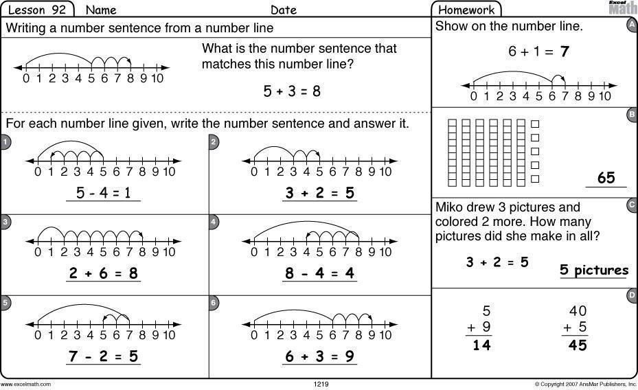 Algebra Werkblad Klasse 7 9