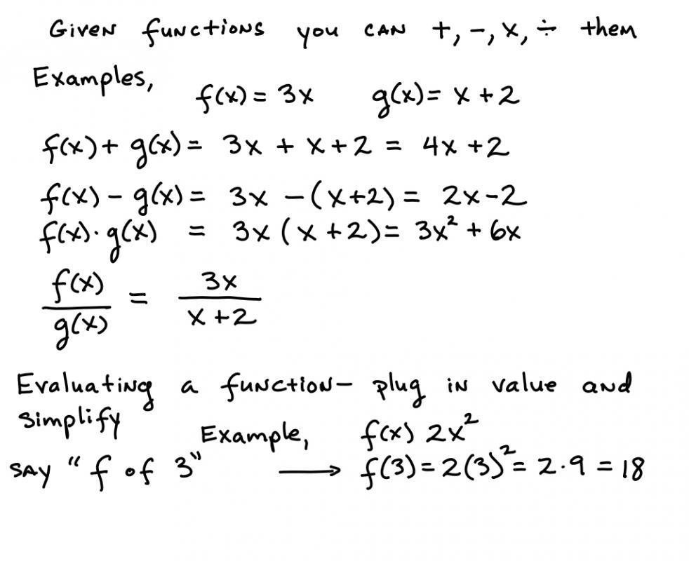 Algebra Werkbladen College 7