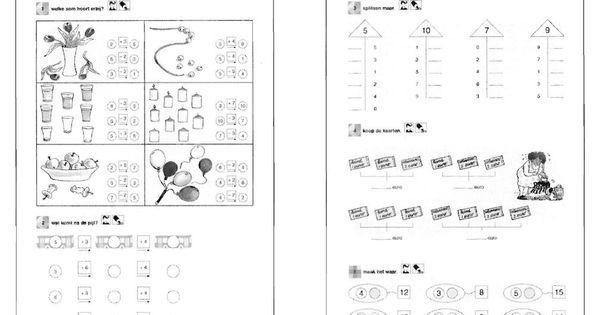 Algebra-werkbladen Jaar 7 4