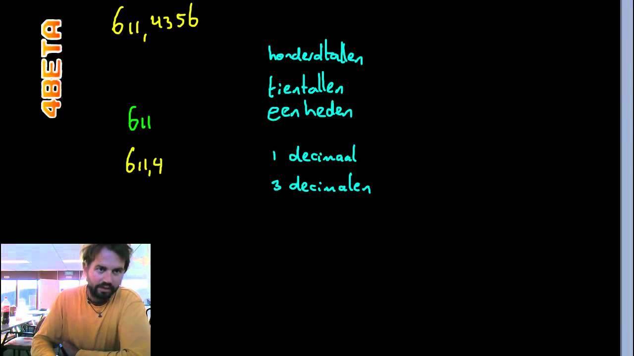 Wiskunde Werkbladen Afronden 2