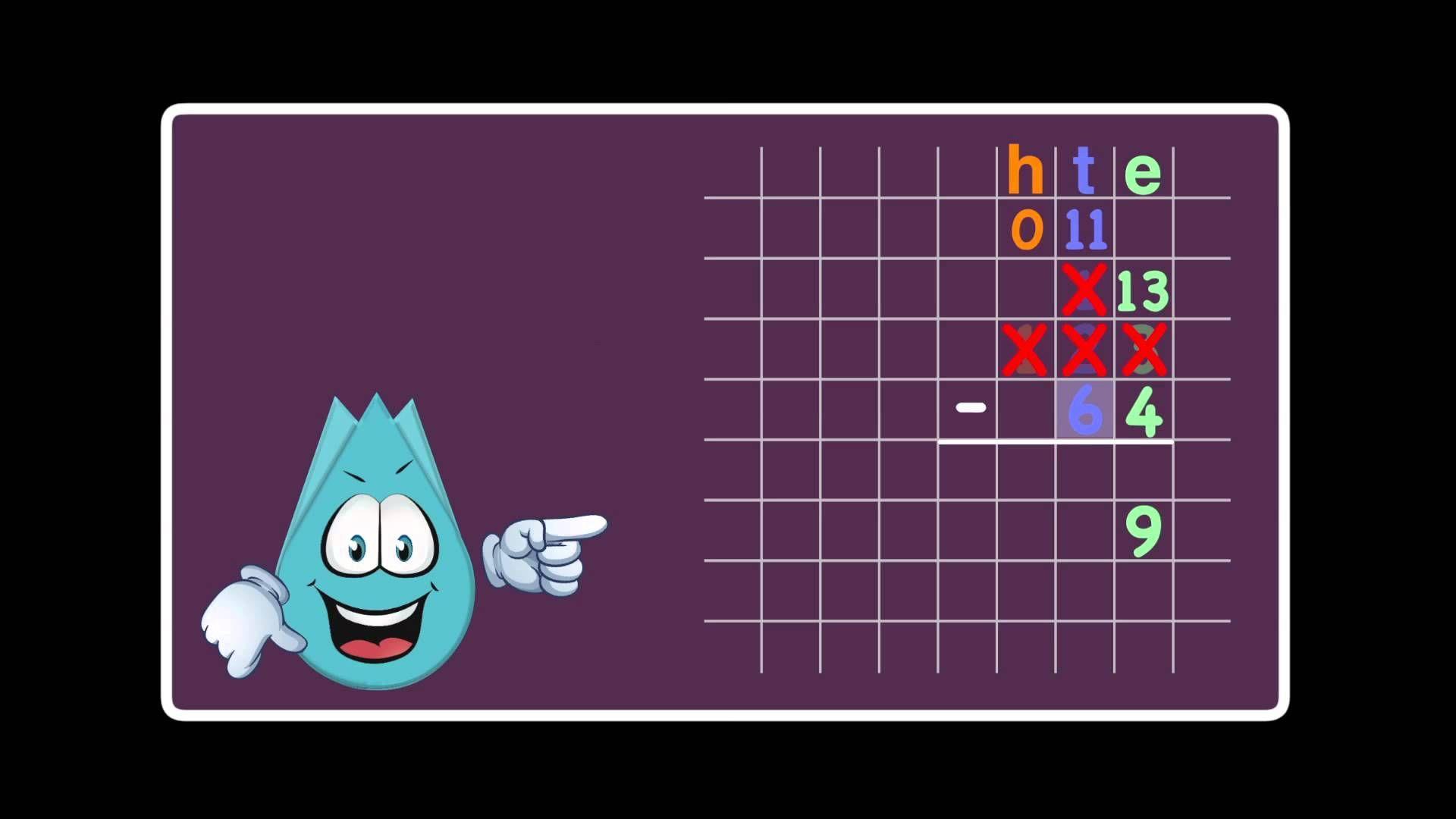 Wiskunde Werkbladen Negatieve Getallen 5