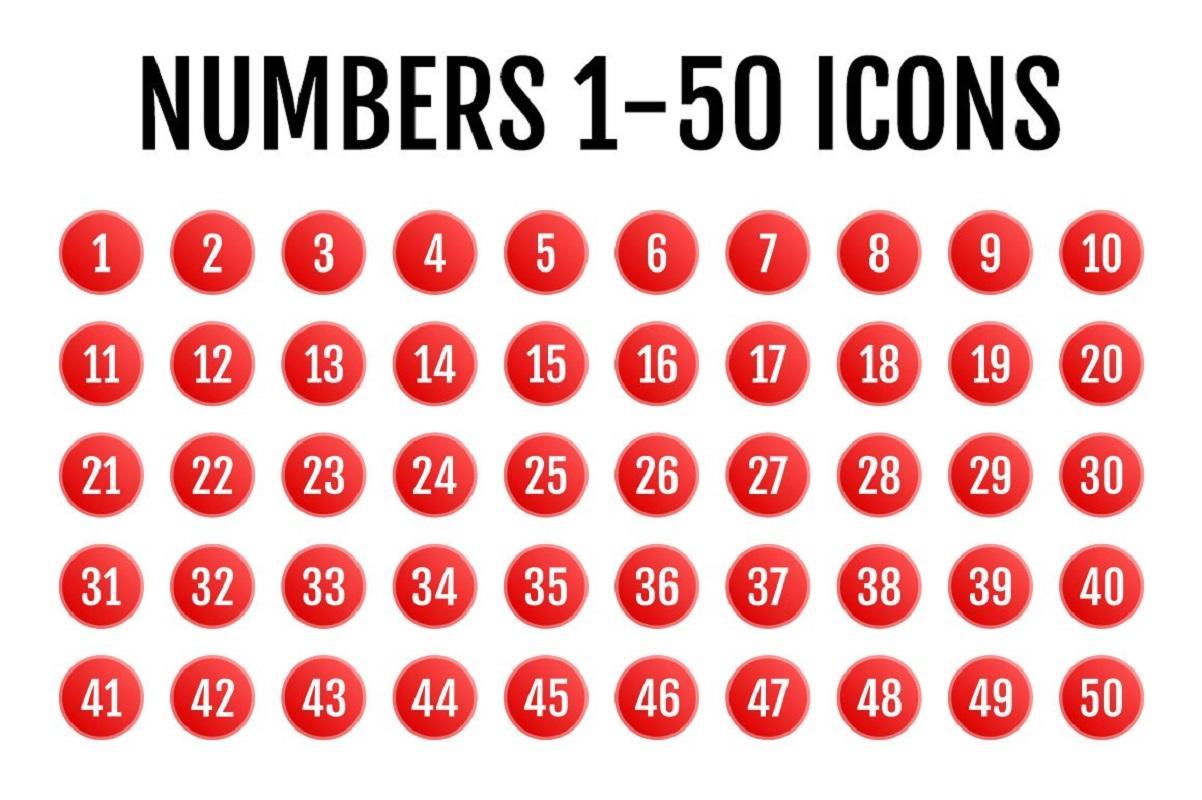 Wiskunde-werkbladen Nummers 1-50 9
