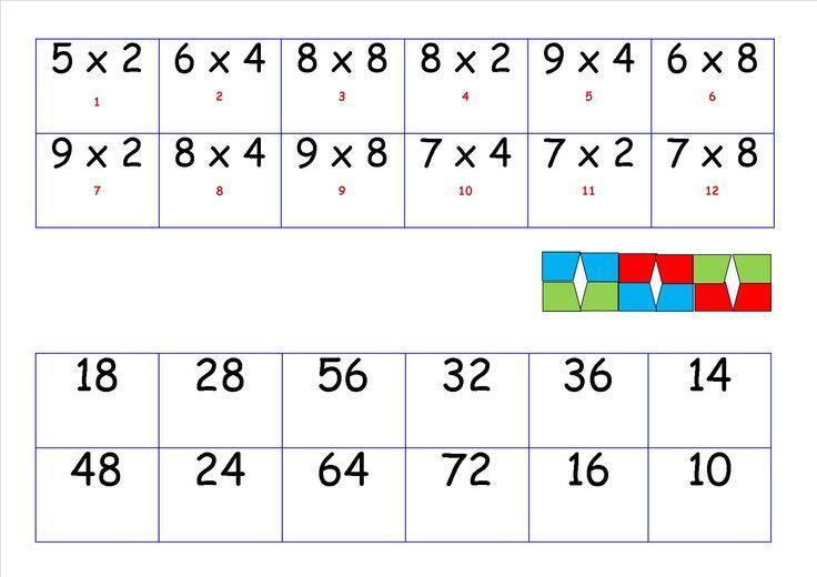 Wiskunde Werkbladen Tijd 8