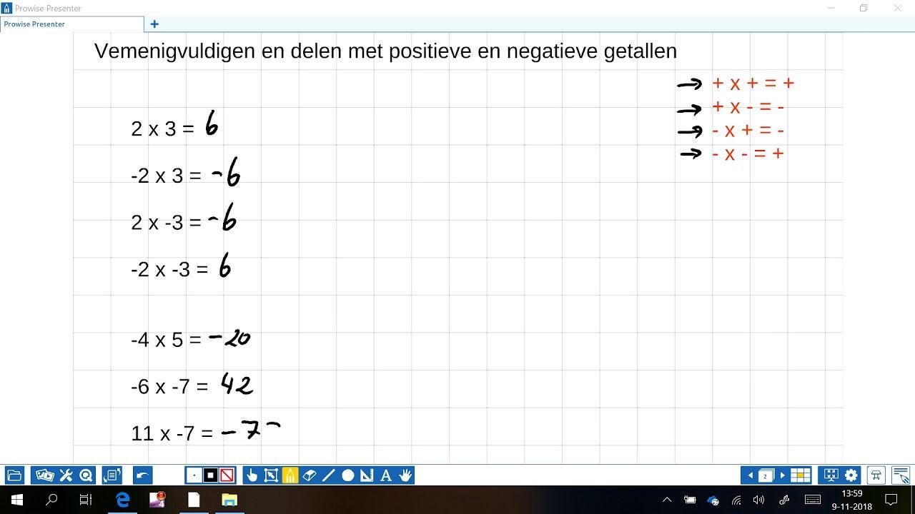 Wiskunde Werkbladen Vermenigvuldigen En Delen 7