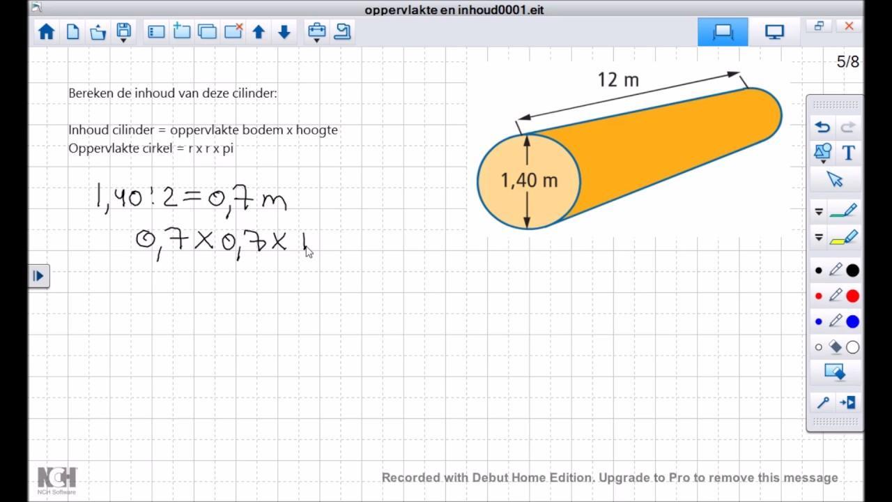 Wiskunde Werkbladen Volume 9