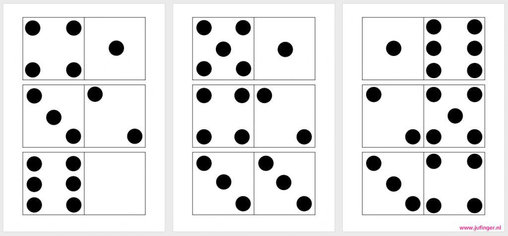 Wiskundige Werkbladen Hergroeperen 2