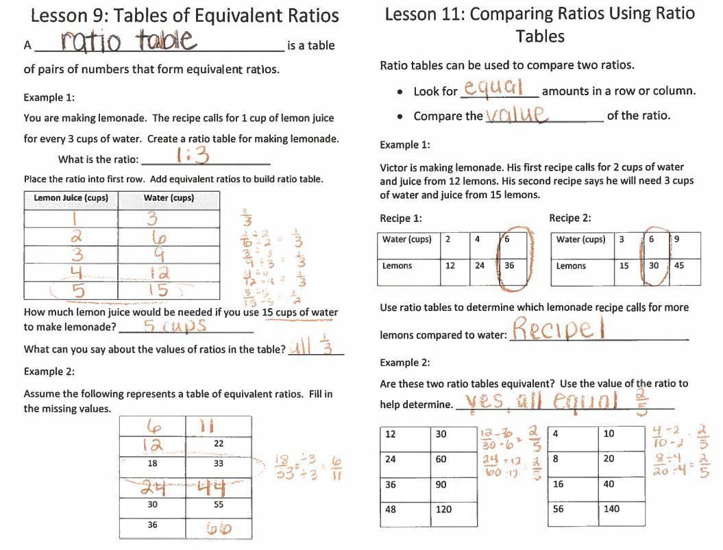 Zearn Wiskunde-werkbladen 4