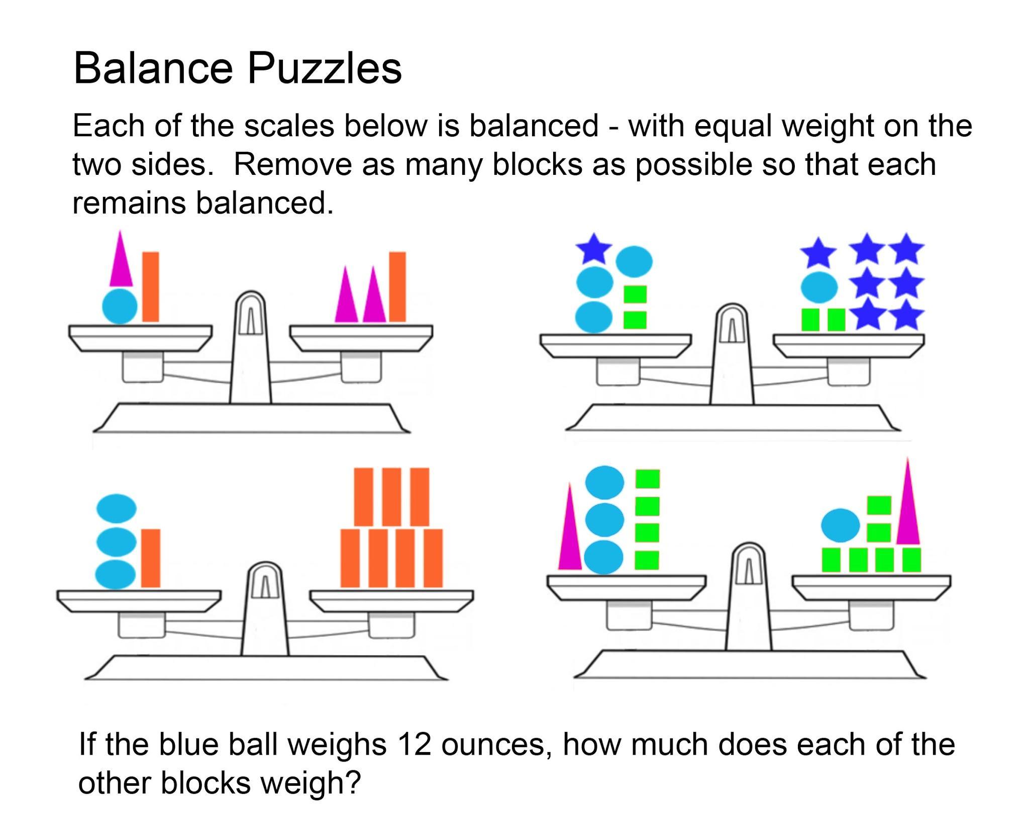 Algebra Puzzel Werkbladen Middelbare School 5