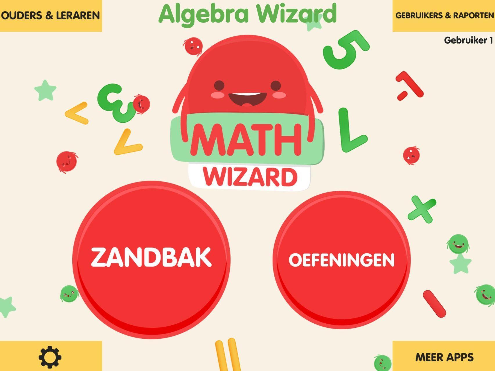 Algebra-werkbladen Eenvoudig 1