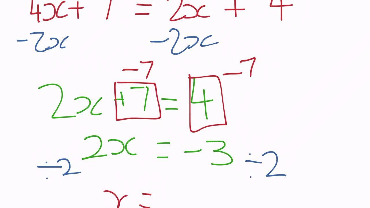 Algebra-werkbladen Ks2 9